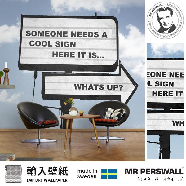 輸入壁紙 スウェーデン製 MR PERSWALL Nostalgic ミスターパースウォール 貼ってはがせる壁紙 DIY 壁紙 賃貸 壁紙 おしゃれ フリースデジタルプリント壁紙 フリース壁紙 不織布デジタルプリント壁紙 不織布壁紙