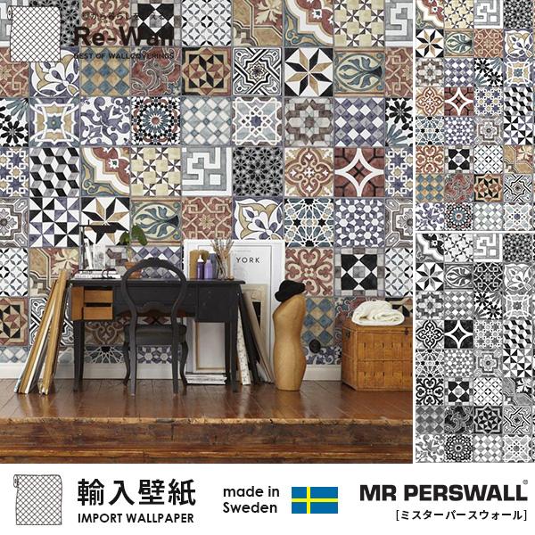 MR PERSWALL 日本最大の取扱点数 取り寄せ品はメーカーから週に1度の定期便で入荷 最新コレクション随時入荷中!! 壁紙 輸入壁紙 MR PERSWALL Expressions
