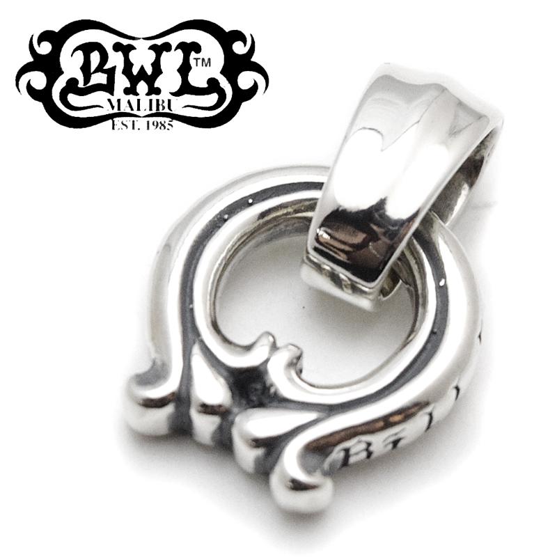 【BWL/ビルウォール】チャーム/C326:Gothic Horseshoe★REAL DEAL