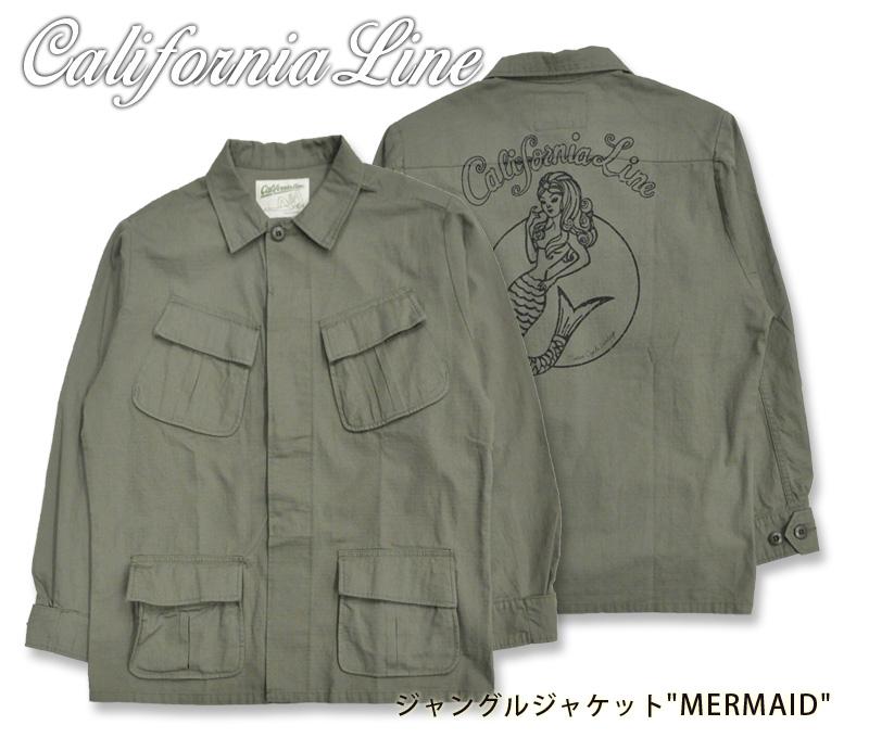 【CALIFORNIA LINE/カリフォルニアライン】ジャケット/ジャングルジャケット