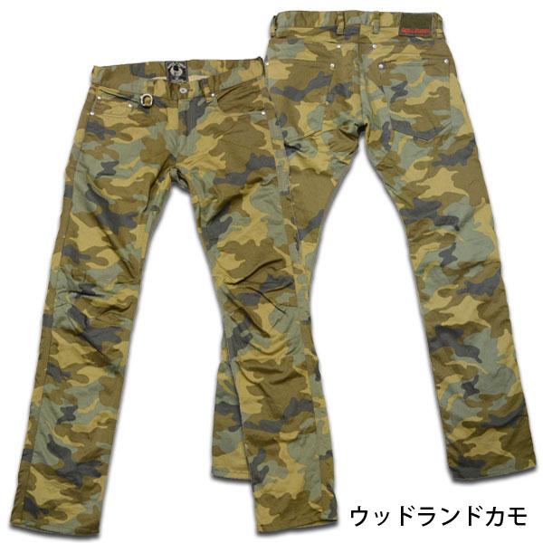 【SKULL FLIGHT スカルフライト】ボトム/SS PANTS type6 TIGHT STRAIGHT