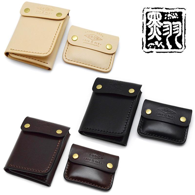 【黒羽/クロウ】カードケース(ビルホルダー)&コインケースセット/BH-III-ADV★REAL DEAL