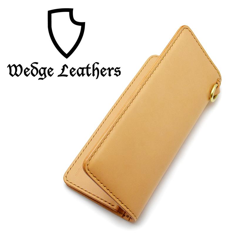 【Wedge Leathers ウェッジレザーズ】ロングウォレット/WW-0-HL
