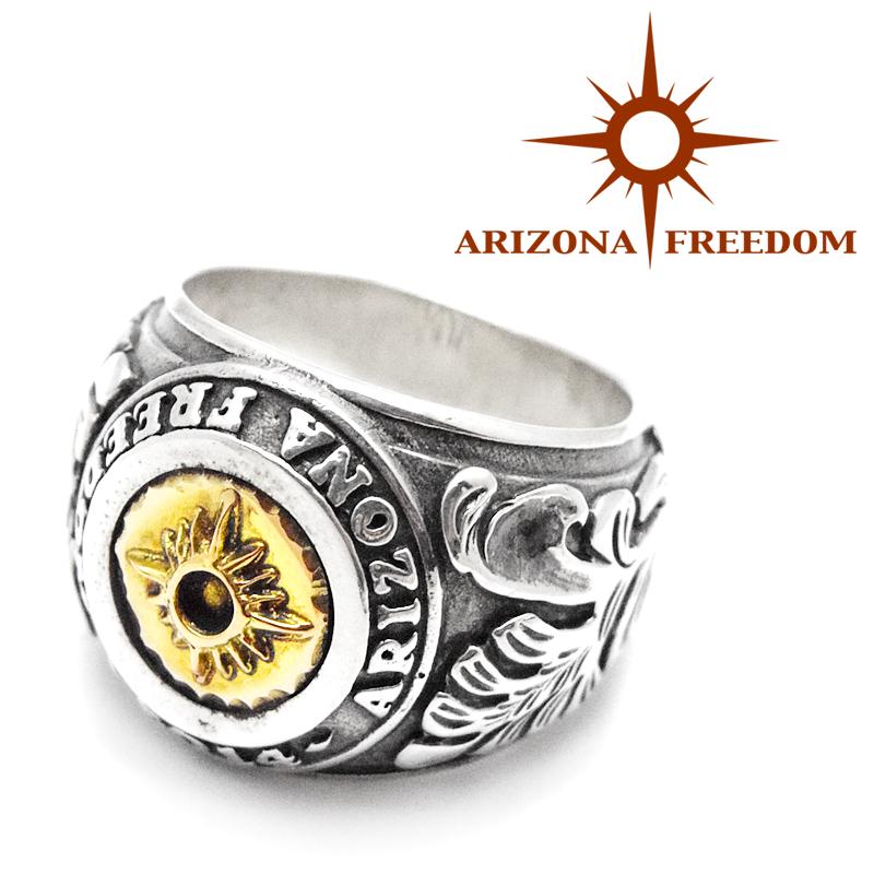【ARIZONA FREEDOM アリゾナフリーダム】2014年 カレッジリングREAL DEAL