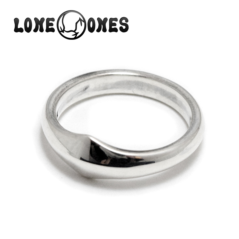 【LONE ONES ロンワンズ】リング/MFR-0039:Mini Silk Ring★REAL DEAL