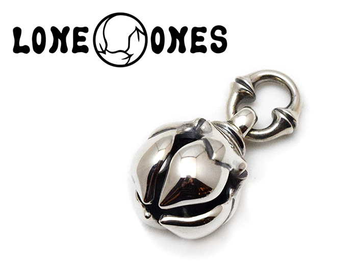 【LONE ONES ロンワンズ】ペンダント/KFP-0006S:Pod Small Pendant★REAL DEAL
