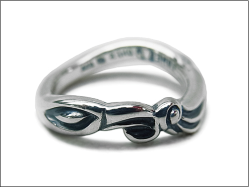 【LONE ONES ロンワンズ】リング/MFR-0029/Infinity Ring(レナードカムホート)