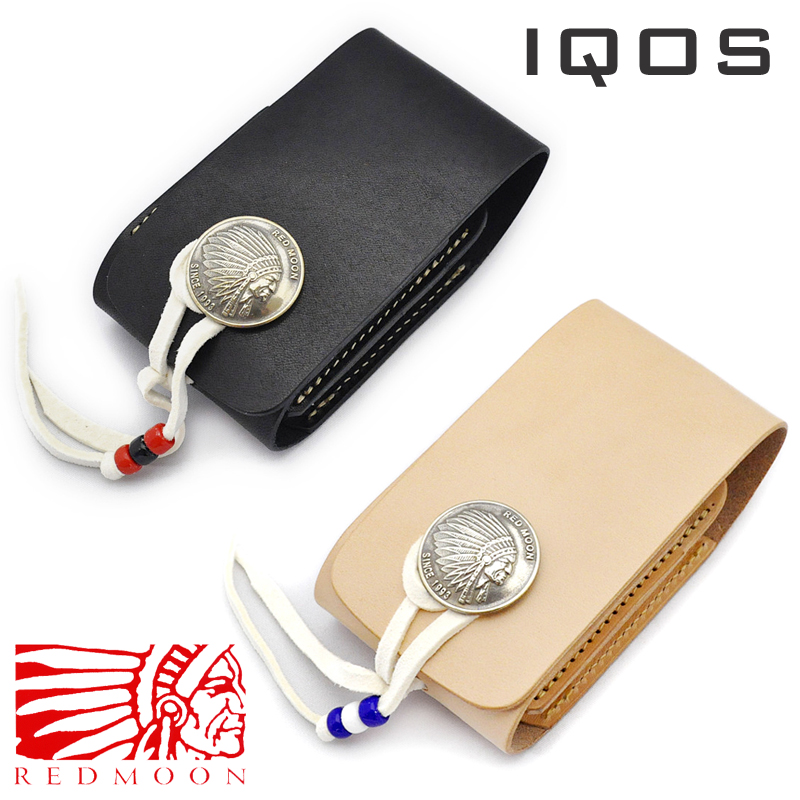 【REDMOON/レッドムーン】IQOS(アイコス)ケース/RM-IQOS★REAL DEAL