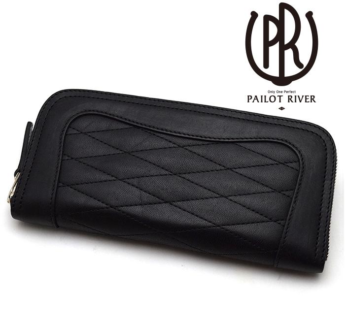 【PAILOT RIVER パイロットリバー】ロングウォレット/LP2000-PRQT!REAL DEALREDMOON/レッドムーン/PAILOT RIVER/パイロットリバー/ネイティブ バイカー ハンドメイド レザークラフト メンズ 財布