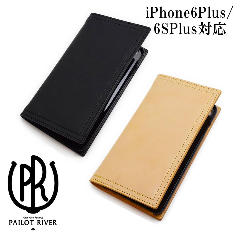 PAILOT RIVER/パイロットリバー】iPhone6 Plus/6s Plus 手帳型iPhoneケース/PR-IPC6PP★REAL DEAL