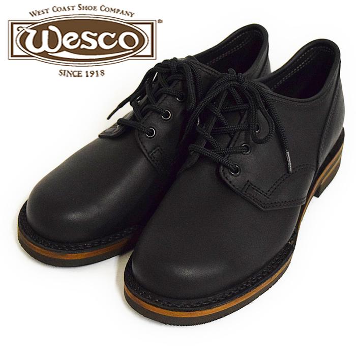 【Wesco/ウエスコ】JH CLASSICS/フルミッドソール/#430ソール・ブラウンエッジ(ブラック)★REAL DEAL