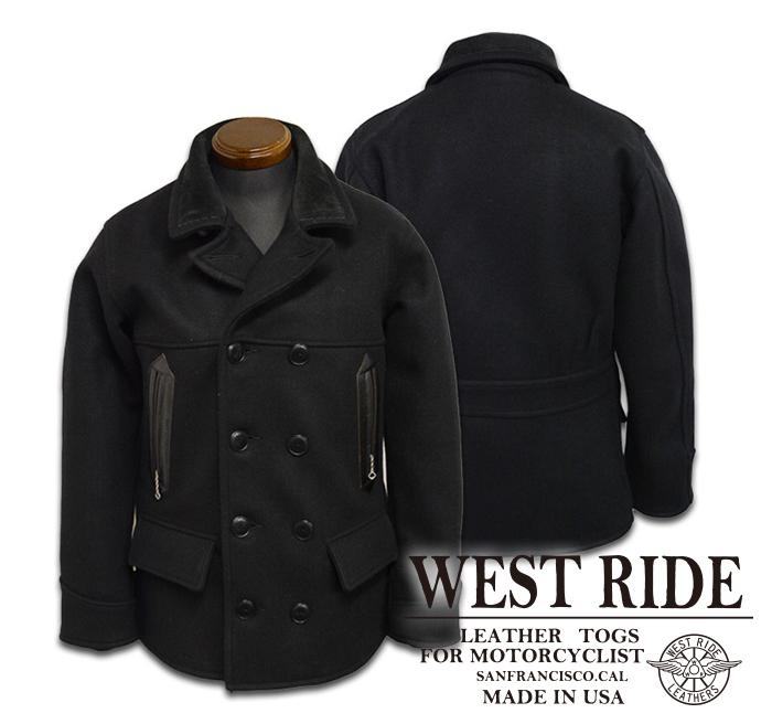 【WESTRIDE ウエストライド】ジャケット/15FW JASON MELTON JKT SHORT!REAL DEAL