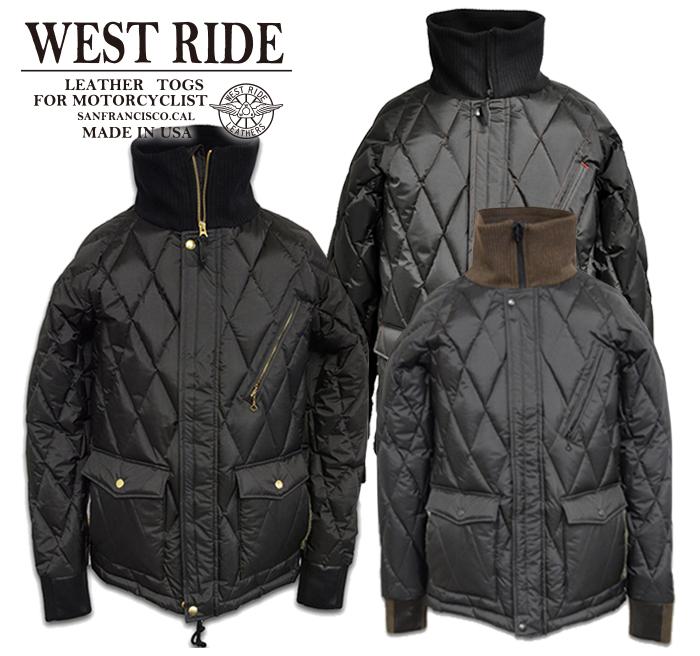 【WESTRIDE ウエストライド】ジャケット/RACING DOWN JK2