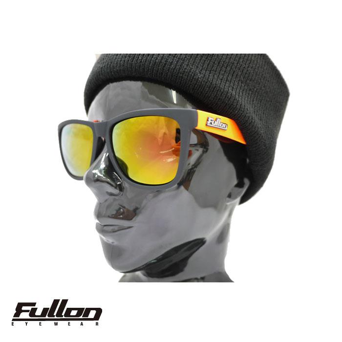 フローン FULLON FBL043-12 サングラス ミラーレンズ 偏光レンズ 安い BLUE スノーボード サーフィン