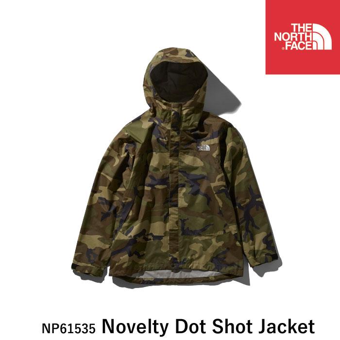メンズ ジャケット アウトドア ノースフェイス ノベルティドットショットジャケット NP61535 Novelty Dot Shot Jacket The North Face [11119ss]
