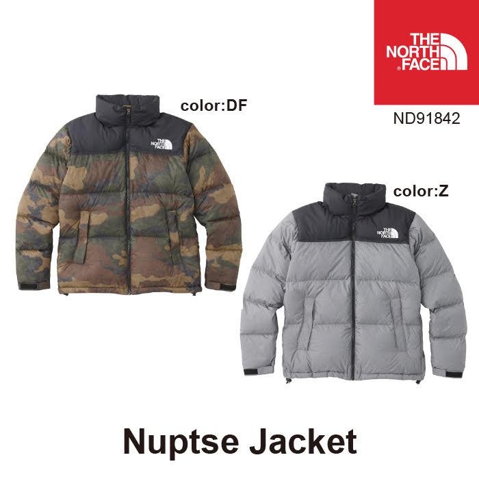 ノースフェイス メンズ ダウンジャケット ND91842 ノベルティヌプシジャケット Novelty Nuptse Jacket The North Face [11118fw][111667]