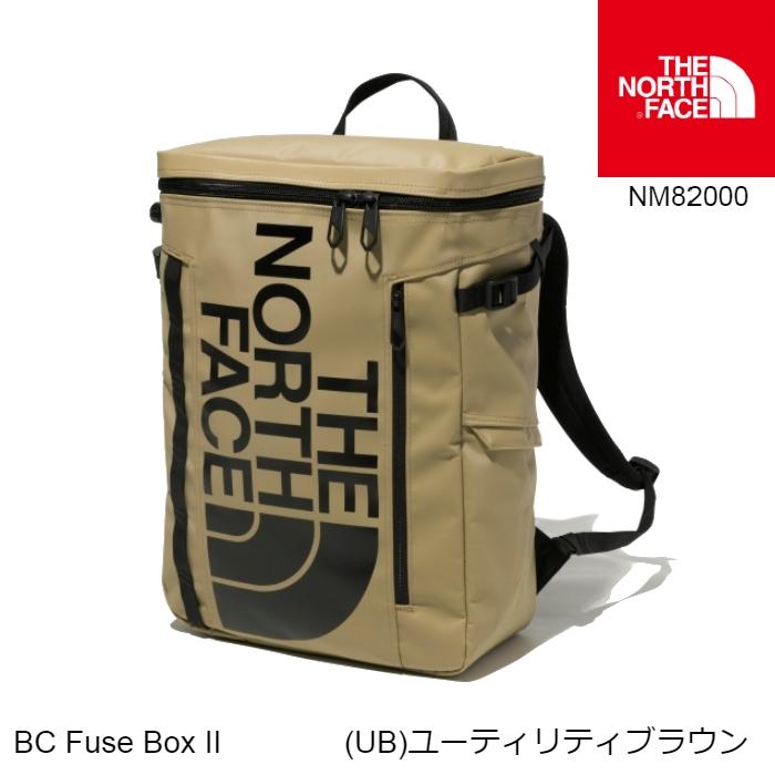 BC BCヒューズボックスツー Fuse II バックパック [11120fw] 通勤 フューズボックス 通学 Face (UB)ユーティリティブラウン North Box The ノースフェイス NM82000