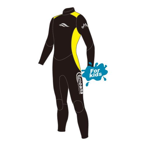 モアナ MOANA ウエットスーツ WETSUITS キッズ 子供 サーフィン ボディーボード マリンスポーツ