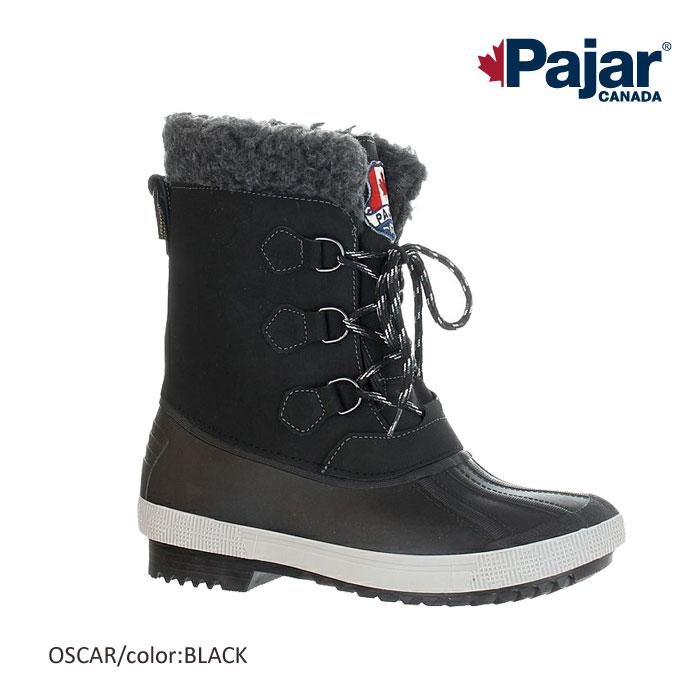 パジャール PAJAR メンズ スノーブーツ 防寒 ブーツ PJ58079 OSCAR オスカー [85719fw]