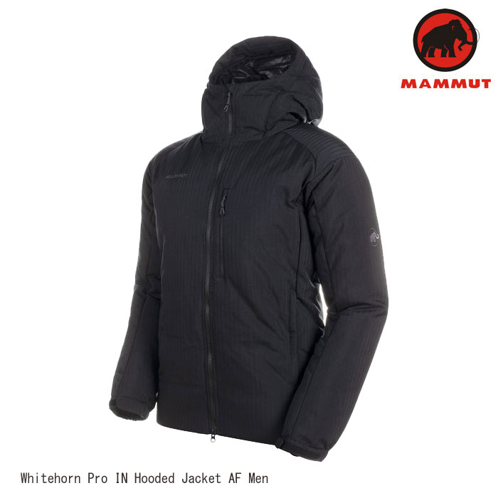 Pro Men [55519fw] マムート IN ジャケット MAMMUT Hooded #1013-01330 Whitehorn メンズ Jacket AF