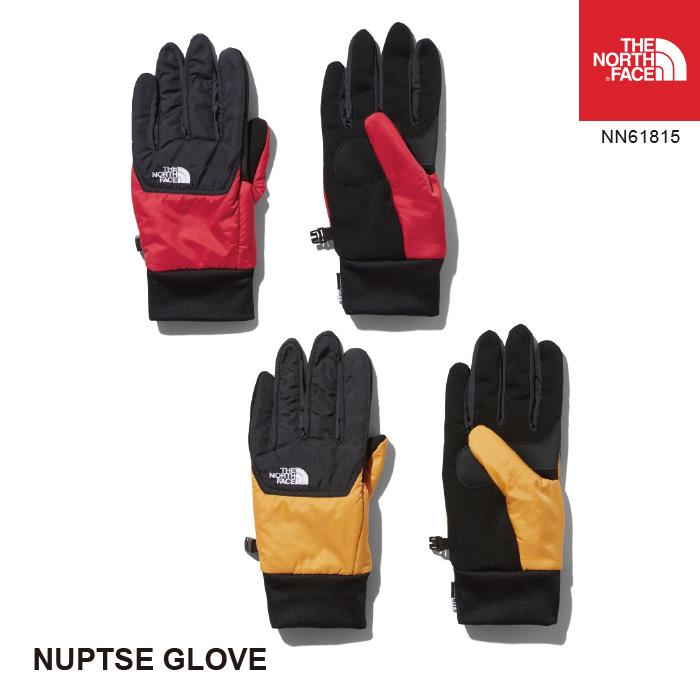 正規品 ネコポス配送 アウトレットセール ノースフェイス 直送商品 手袋 スマホ対応 NN61815 Nuptse Etip 5本指 贈り物 111outlet North face The ヌプシイーチップグローブ 6356 Glove
