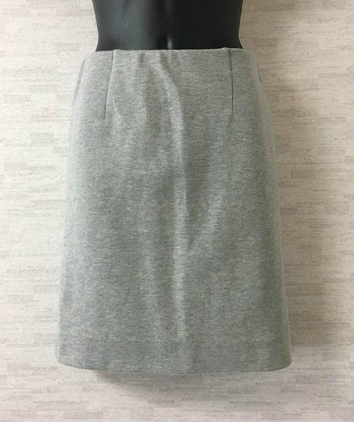 DEUXIEME CLASSE【ドゥーズィエムクラス】グレースウェットミニタイトスカート36【中古】