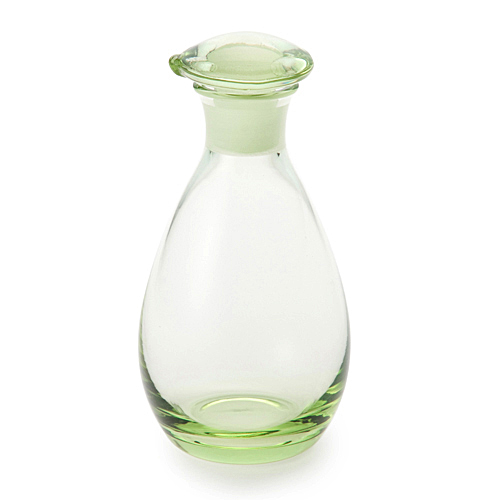 Hagi glass (Hagi glass) Xuan Wu Glass soy sauce cuttings / large (dishes / containers / Stocker / seasoning containers / cruet / soy sauce / source presenting / traditional crafts / soy feed and soy feed soy sauce / cuttings / gifts / celebrations / made