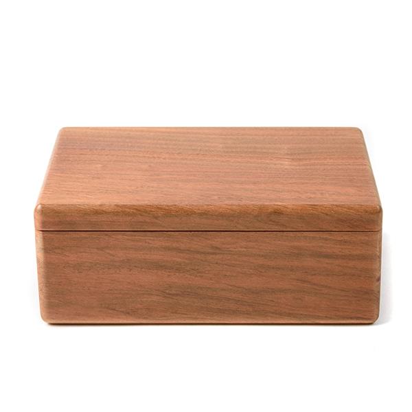 【奈良県/アップルジャック】山桜のバターケース (木製 ナイフ付き バター 容器 バター入れ 保存 保存容器)
