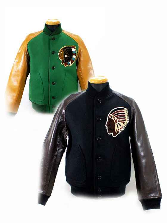 JELADO BUTTON STADIUM JACKETNo.JABB1401B