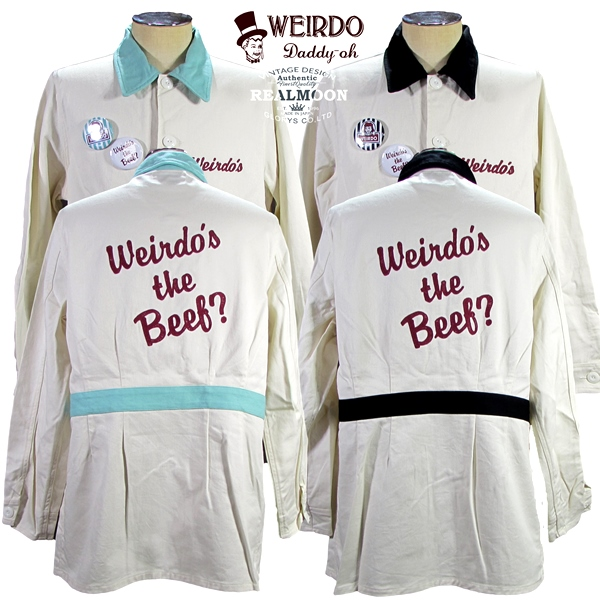 ☆WEIRDO SHOP COAT