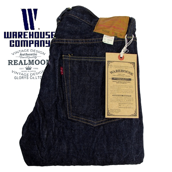 WAREHOUSE JEANS