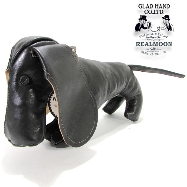 グラッドハンド × ザ・リアルマッコイズ レザードールGH-PET-GLADHAND &Co.-