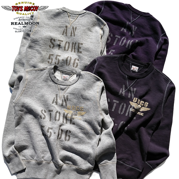 TOYS McCOY MILITARY SWEAT SHIRT 【