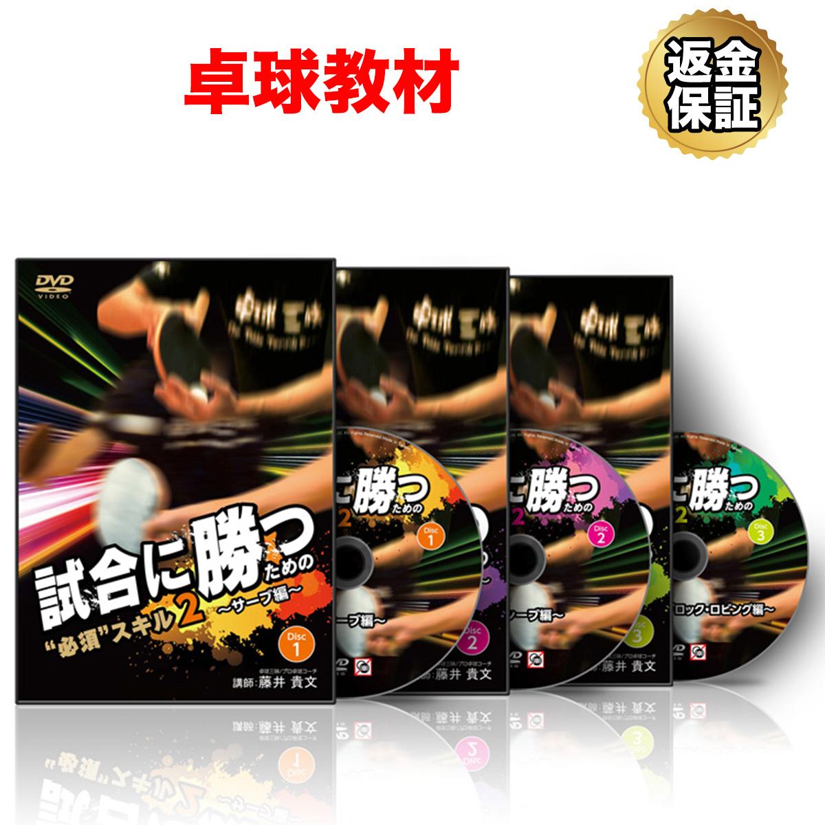 【卓球】試合に勝つための必須スキル2~サーブ・レシーブ・カウンター・ブロック・ロビング編~