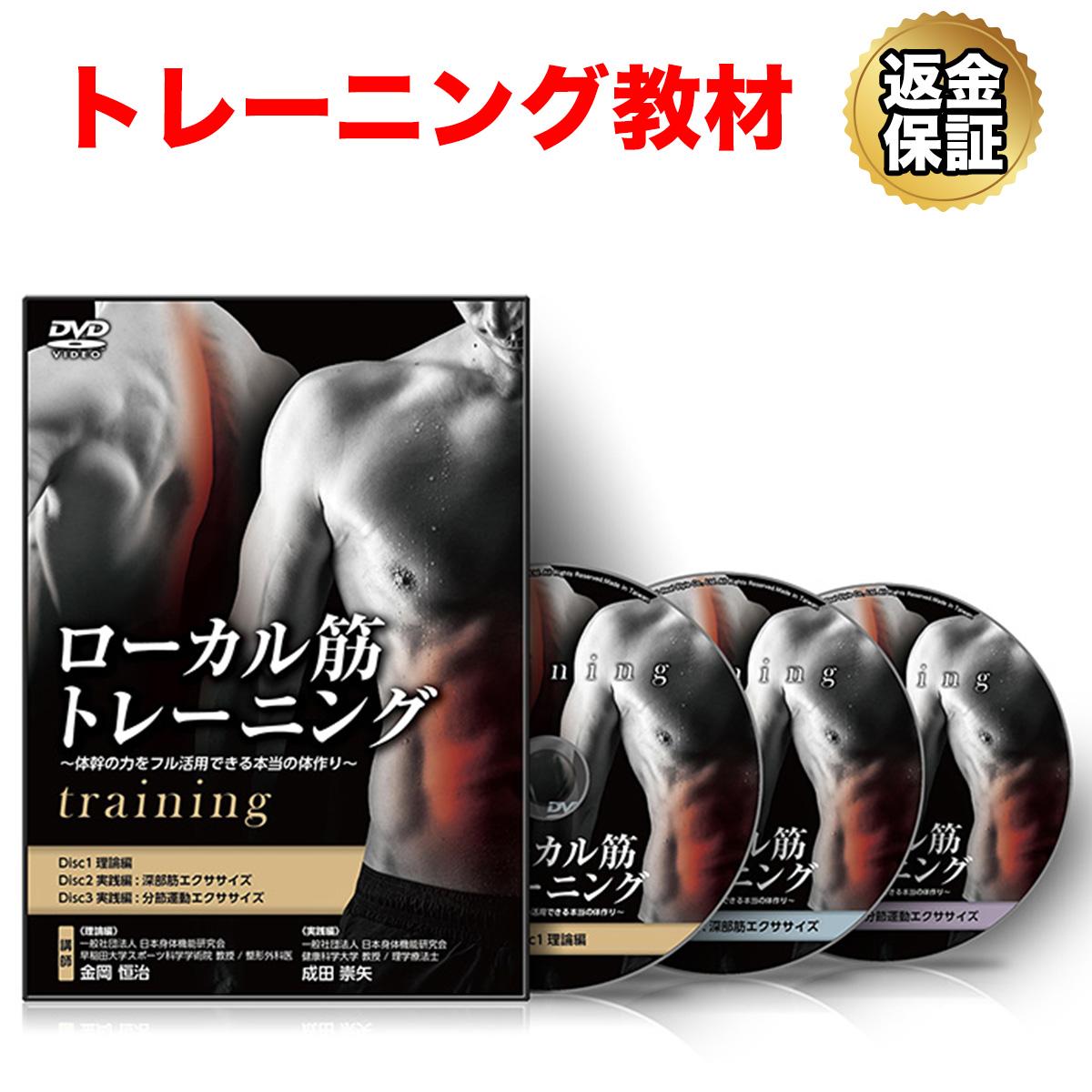 【トレーニング】ローカル筋トレーニング~体幹の力をフル活用できる本当の体作り