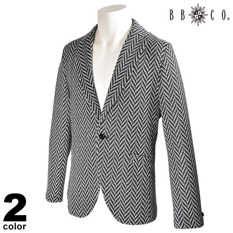 BBCO ビビコ テーラードジャケット メンズ 2020春夏 総柄 01-4101-12