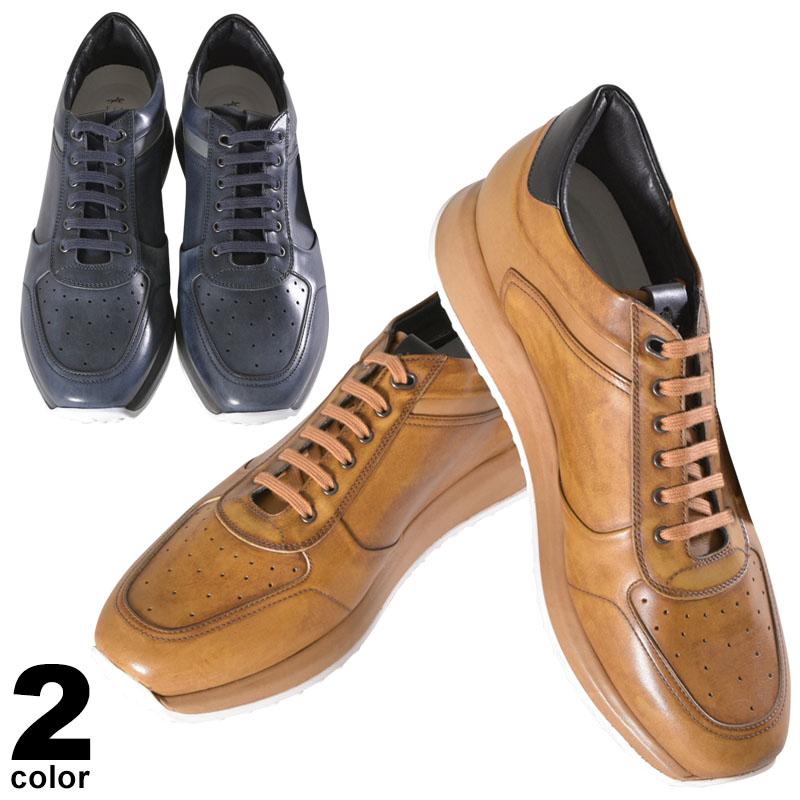 Franceschetti フランチェスケッティ 革靴 メンズ 2020春夏 牛革 ITALY インポート 01-8103-39