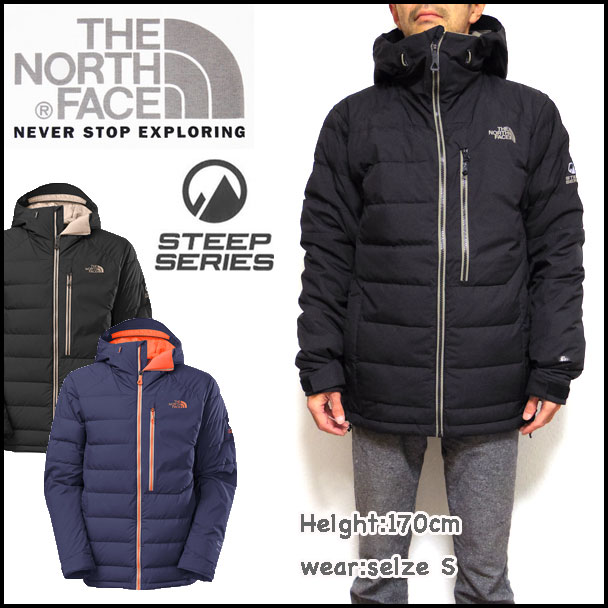 THE NORTH FACE the north face and jacket / mens /SAIKU DOWN JACKET and