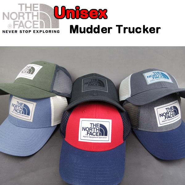 2061b70832d THE NORTH FACE north face mesh caps men s hats MUDDER TRUCKER CAP Snapback