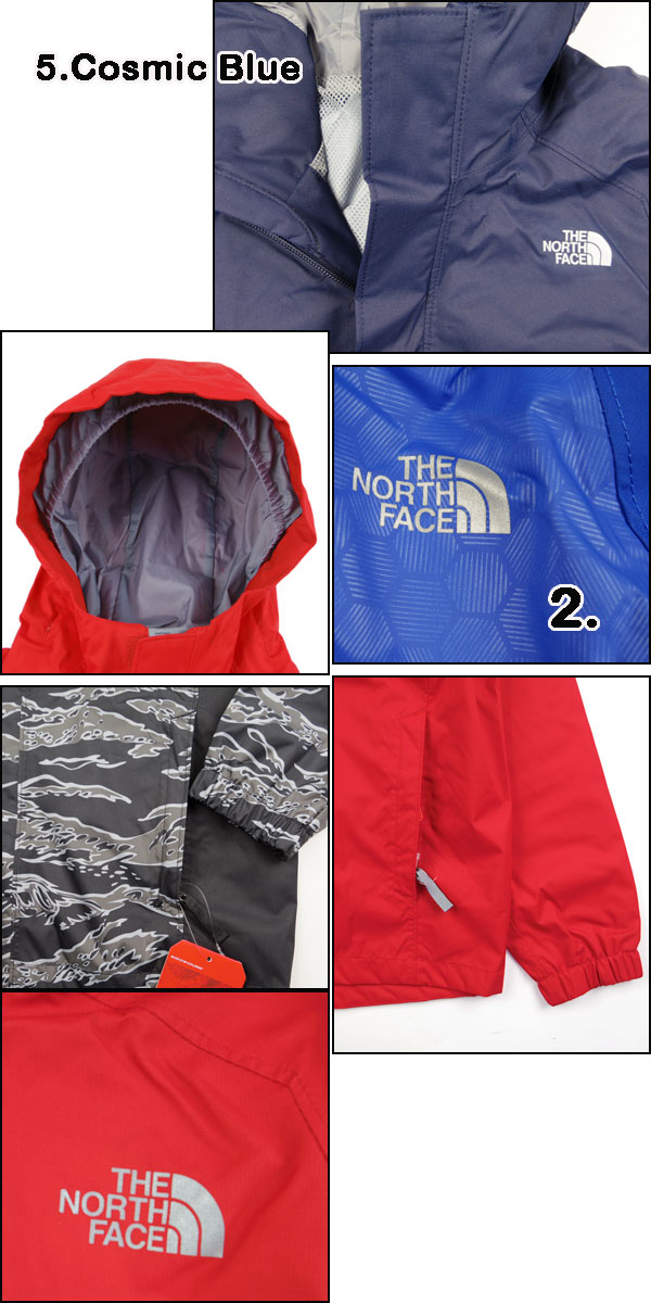 d7d4482630ec THE NORTH FACE the north face kids   mountain parka resolve Jacket Junior  BOYS RESOLVE REFLECTIVE JACKET Leinweber
