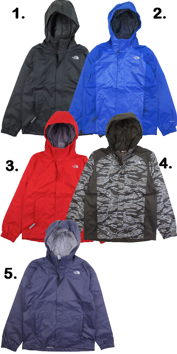 dbc785383 THE NORTH FACE the north face kids ' mountain parka resolve Jacket Junior  BOYS RESOLVE REFLECTIVE JACKET Leinweber