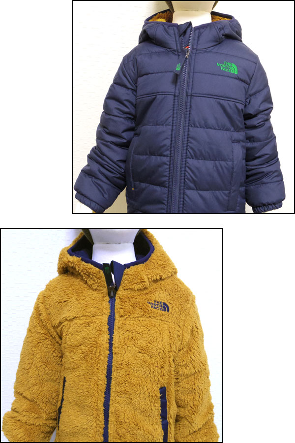 bdacd8d64 reason  The-north face   kids   children   reversible in cotton ...