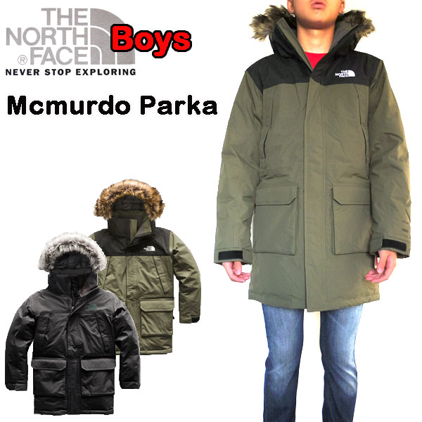 7d69f1139 THE NORTH FACE/ the North face / kids / down jacket / youth / child /  ボーイズゴッサムジャケット /A91M/BOYS' GOTHAM JACKET/ black / outer