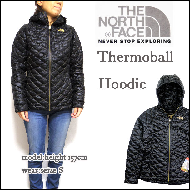 THE NORTH FACE / north face mountain parka Womens /Thermoball Hoodie /  jacket / quilted
