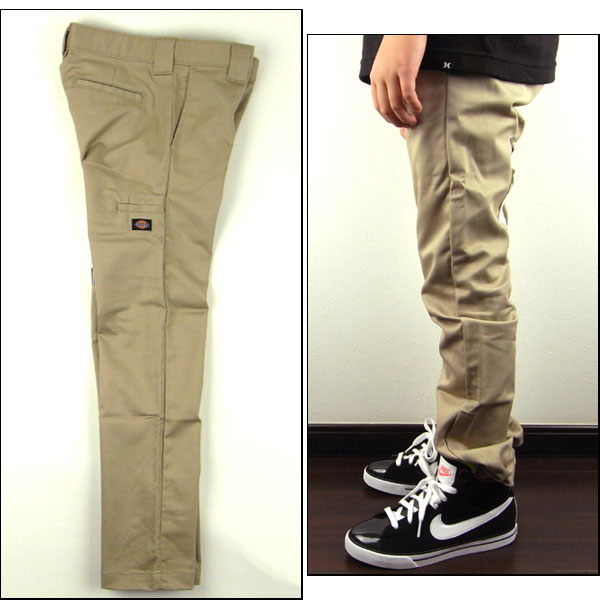 3364c78f4 Male casual brand from the Dickies (Dickies) Boys skinny silhouette pants  in the long-awaited appearance! Boys Skinny Straight Pant is tight, smart