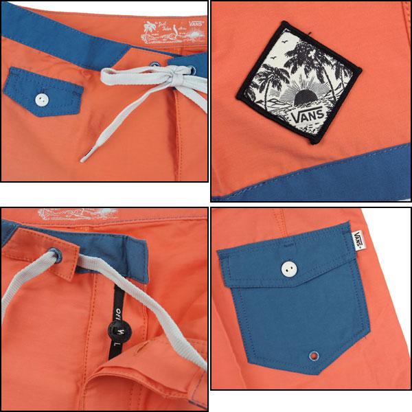 男人的 /JT TRIMLINE 板短 / 短褲/18 英寸 / 樹幹 / 貨車、 麵包車、 游泳、 衝浪褲