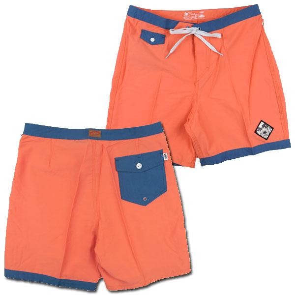 VANS/ vans / swimsuit / surf underwear / men /JT TRIMLINE BOARD SHORT/ board panties /18 inch / sea Bakery