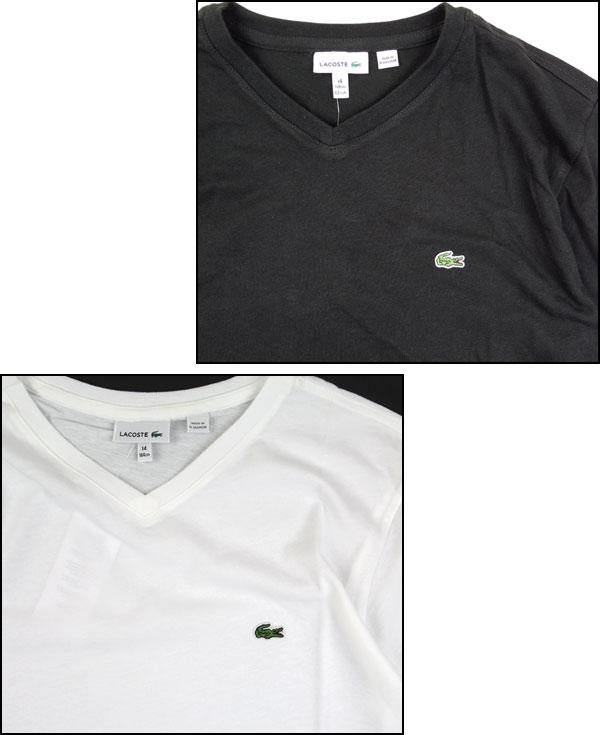 77677ac2070 reason  LACOSTE Lacoste Kids T shirt TJ7969 BOYS CROCODILE PRINT T ...