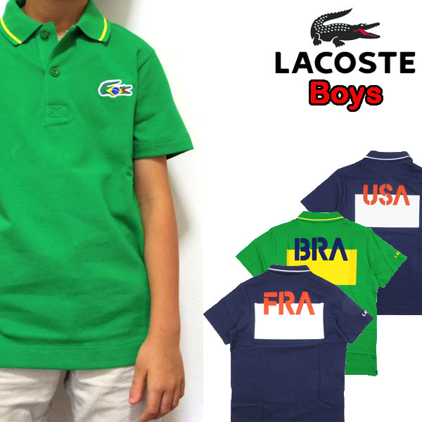 d459d58e reason: LACOSTE LIVE! / Lacoste live and short-sleeved polo shirt ...