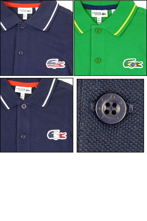 Reason Lacoste Live Lacoste Live And Short Sleeved Polo Shirt